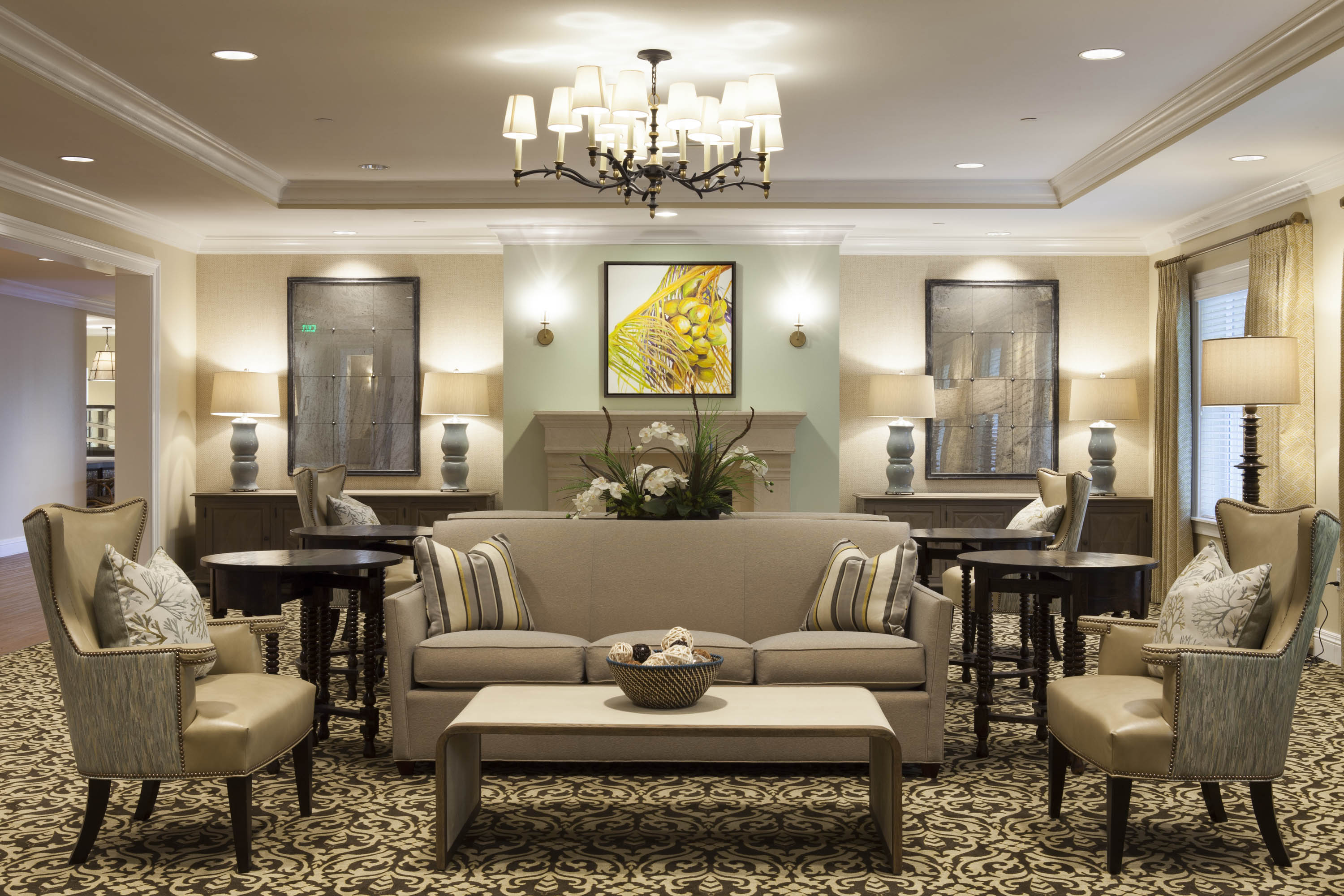 Thoma-Holec Design Sweeps the Senior Living Category at the 2014 ASID Design  for Excellence